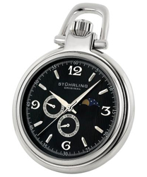 Stuhrling Monarch Moon   Model: 142A.PK1