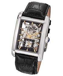 Stuhrling Gatsby Plaza Mens Wristwatch