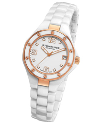 Stuhrling Lady Apocalypse Noir Ladies Wristwatch