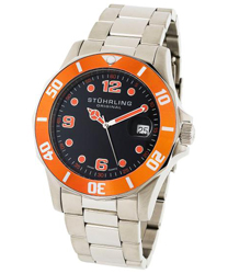Stuhrling Clipper Mens Wristwatch Model: 158.331157