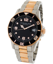 Stuhrling Clipper Mens Wristwatch Model: 158.332241