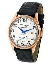 Stuhrling Cuvette Mens Wristwatch