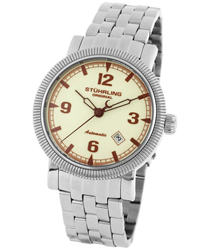 Stuhrling Tuskegee Elite Mens Wristwatch