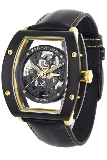Stuhrling Zeppelin Mens Wristwatch Model: 206.333531