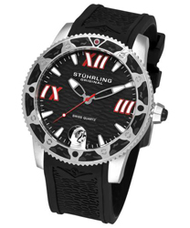 Stuhrling Regatta Weekender Mens Wristwatch