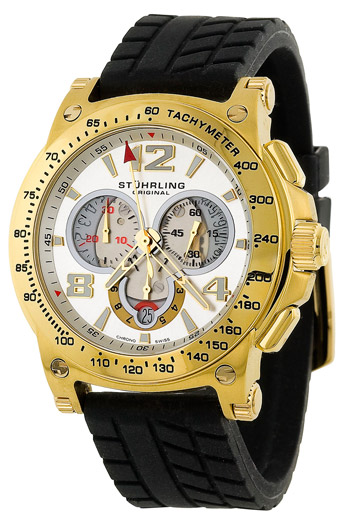 Stuhrling Olympian Mens Wristwatch Model: 234.33362
