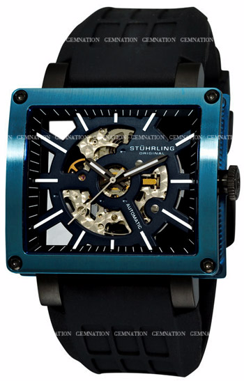 Stuhrling Metro Axis Mens Wristwatch Model: 257R.33X66