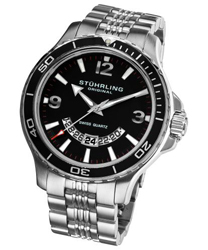 Stuhrling Pioneer Mens Wristwatch