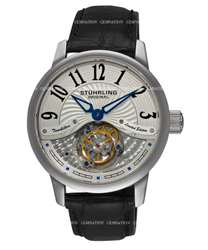 Stuhrling Tourbillon Mens Wristwatch Model: 296B2.33FX2