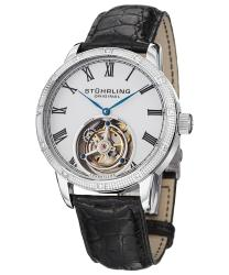 Stuhrling Tourbillon Diamond Dominus Mens Watch Model 312S.3315X3