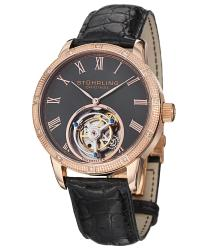 Stuhrling Tourbillon Diamond Dominus  Men's Watch Model: 312S.3345X54