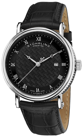Stuhrling Prestige Tradition Mens Wristwatch Model: 358.33151
