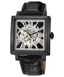 Stuhrling Chariot Square Mens Wristwatch