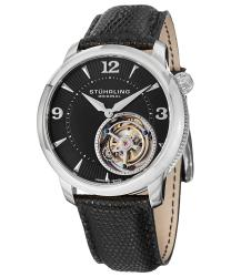 Stuhrling Tourbillon Toubillon Le Mechanical Mens Watch Model 390.331X51