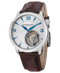 Stuhrling Tourbillon Toubillon Le Mechanical Mens Watch Model 390.331X52