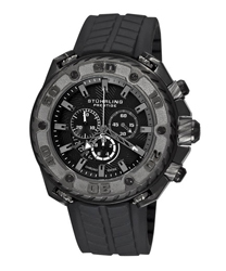 Stuhrling Barracuda Mens Wristwatch