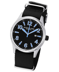 Stuhrling Nighthawk Mens Wristwatch
