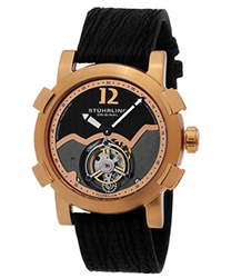 Stuhrling Tourbillon Mens Watch Model 407A.333X31