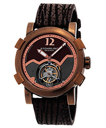 Stuhrling Tourbillon Mens Watch Model 407A.336XK59