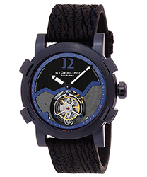 Stuhrling Tourbillon Mens Watch Model 407A.33XX1