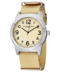 Stuhrling Aviator Men's Watch Model 409.SET.01