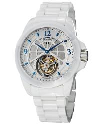 Stuhrling Tourbillon Specter Mens Watch Model 475.33EP3