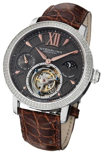 Stuhrling Tourbillon Men's Watch Model 500.331XK54