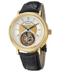 Stuhrling Circulaire Tourbillon Mens Wristwatch