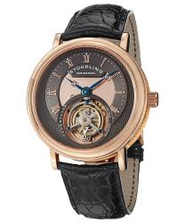 Stuhrling Tourbillon Circular  Mens Watch Model 502.334XK54
