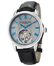 Stuhrling Tourbillon Meteorite  Men's Watch Model: 536.3315X2