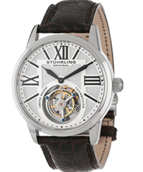 Stuhrling Tourbillon Grand Imperium Mens Watch Model 537.331XK2