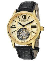 Stuhrling Tourbillon Grand Imperium Mens Watch Model 537.333X31