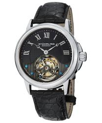 Stuhrling Tourbillon Aureate Mens Watch Model 541.331XK1