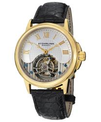 Stuhrling Tourbillon Aureate Mens Watch Model 541.333X2