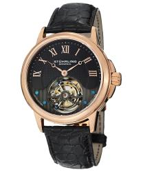 Stuhrling Tourbillon Aureate Mens Watch Model 541.334XK1