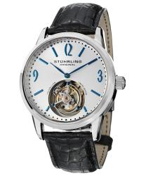 Stuhrling Tourbillon Cuvette Mens Watch Model 542.331X2