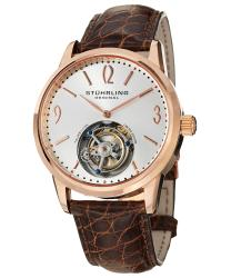 Stuhrling Tourbillon Cuvette Mens Watch Model 542.334XK2