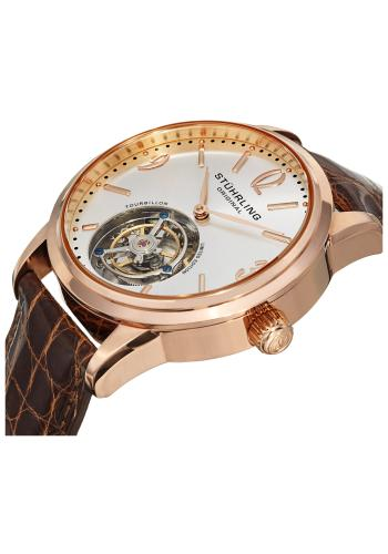 Stuhrling Tourbillon Men's Watch Model 542.334XK2 Thumbnail 2