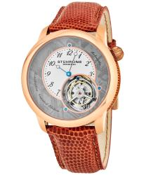 Stuhrling Tourbillon Men's Watch Model 880.03