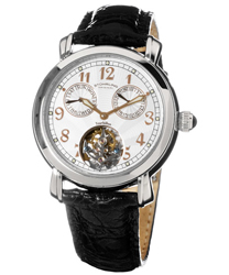 Stuhrling Eternal Tourbillon Mens Wristwatch