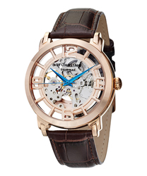 Stuhrling Skeleton Men's Watch Model: GP11336