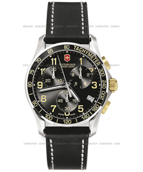 Swiss Army Chrono Classic Mens Wristwatch Model: 241181