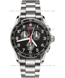 Swiss Army Chrono Classic Mens Wristwatch Model: 241199