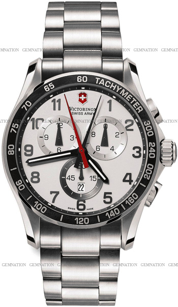 Swiss Army Chrono Classic XLS Mens Wristwatch Model: 241213