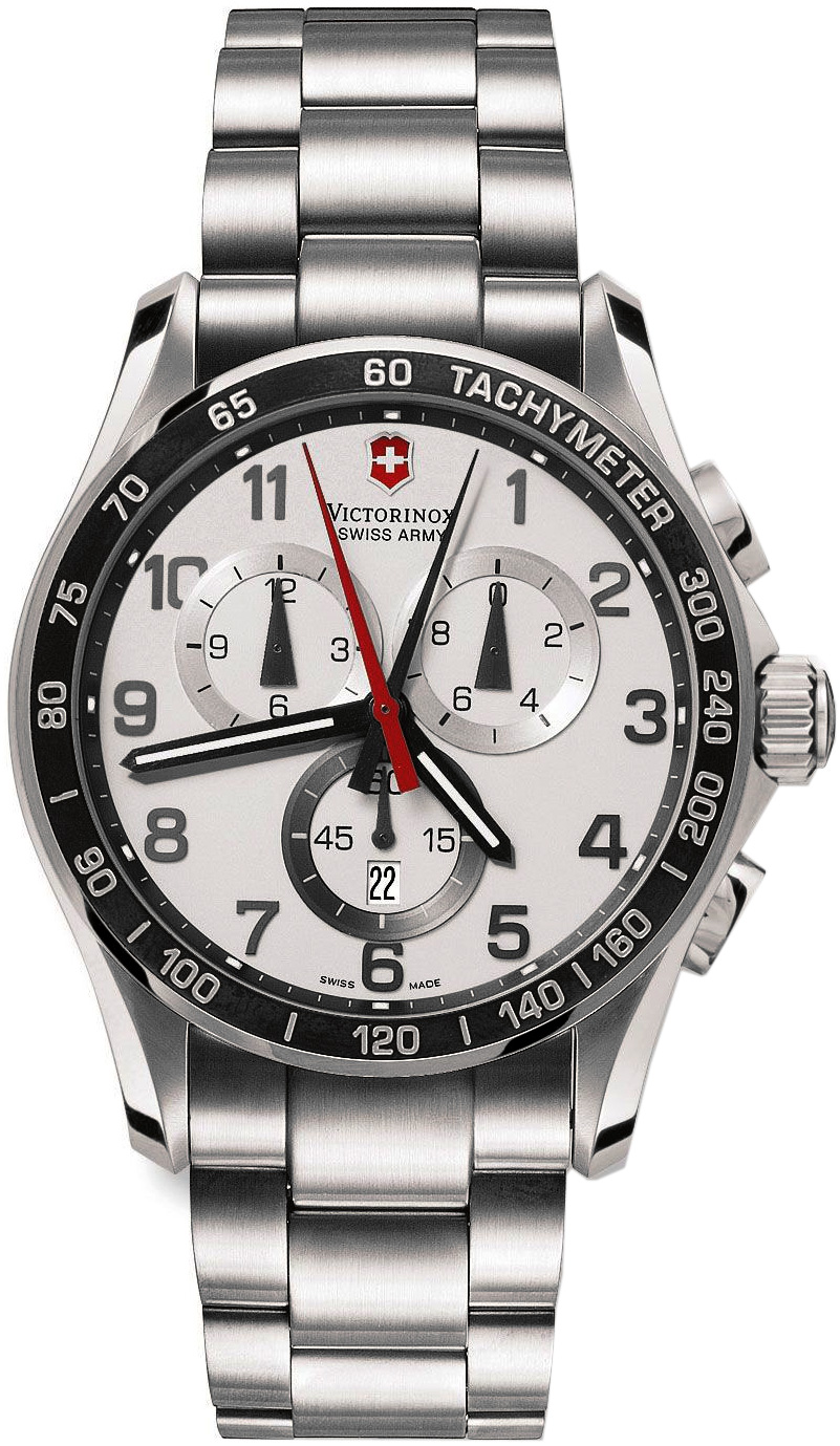 Swiss Army Chrono Classic Xls Men S Watch Model 241213