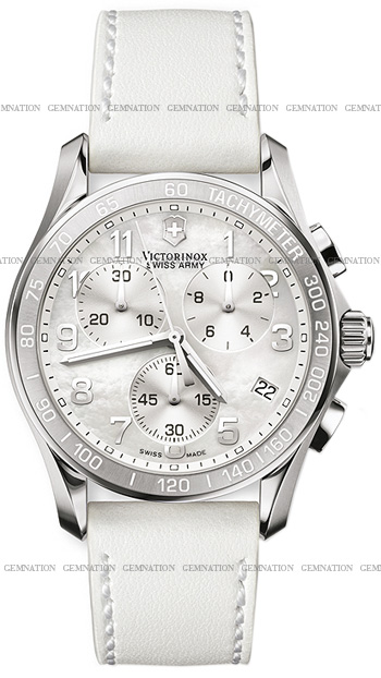 Swiss Army Chrono Classic Ladies Watch Model 241256