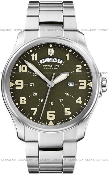 Swiss Army Infantry Men's Watch Model 241291