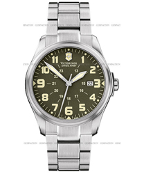 Swiss Army Infantry Mens Wristwatch Model: 241292