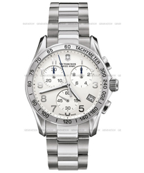 Swiss Army Chrono Classic Mens Wristwatch Model: 241315