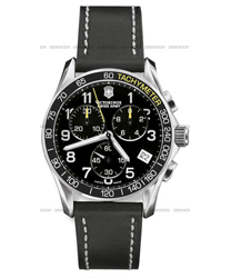 Swiss Army Chrono Classic Mens Wristwatch Model: 241316
